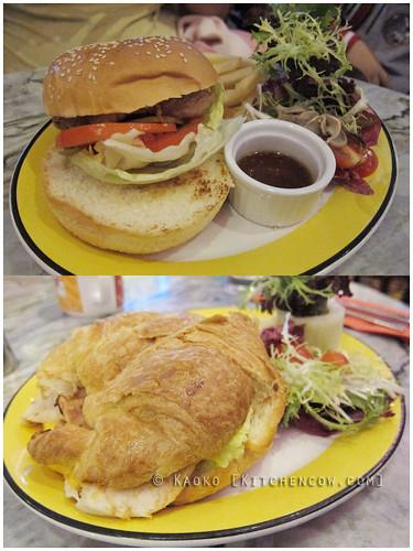 HK Disneyland - Sandwiches