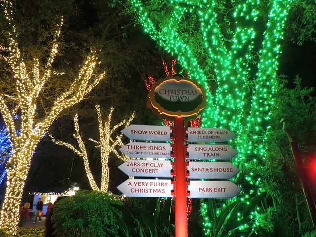 Busch gardens christmas town 2012 busch gardens - Busch gardens tampa christmas town ...