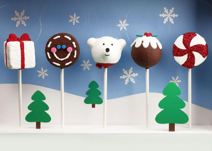 Cake Pops Holidays Ornaments and a Giveaway – bakerella.com