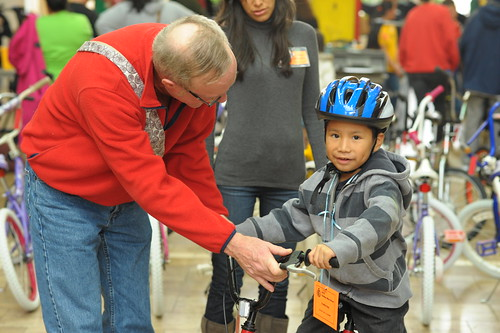 Holiday Bike Drive 2012