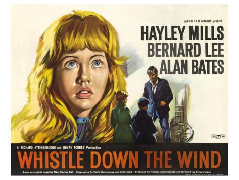 Música de Viagem - Whistle down the Wind