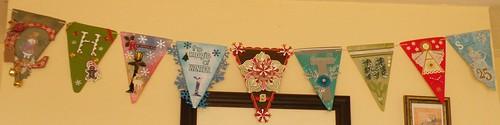 Crumblies Christmas Banner