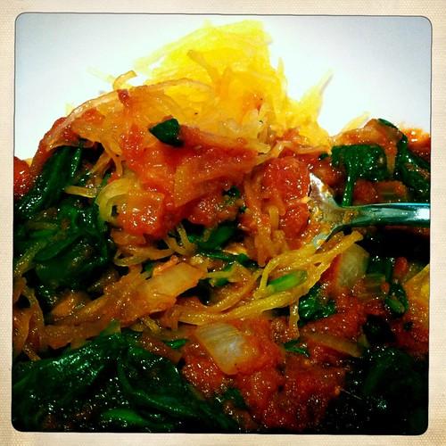 spaghetti squash 013