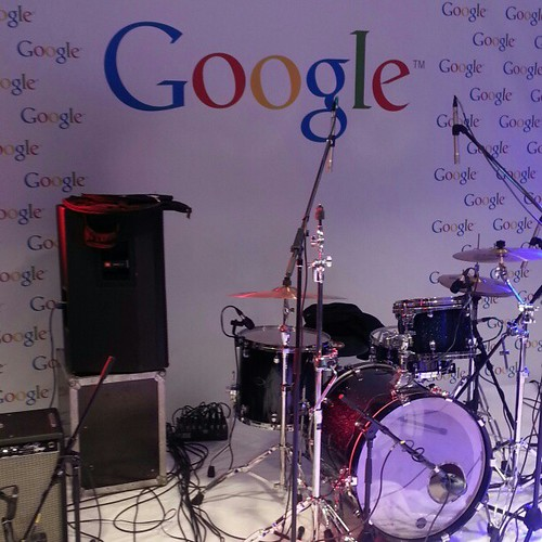 #GUkraine2012 #Google #event #music #Instruments by Valentyn Chub