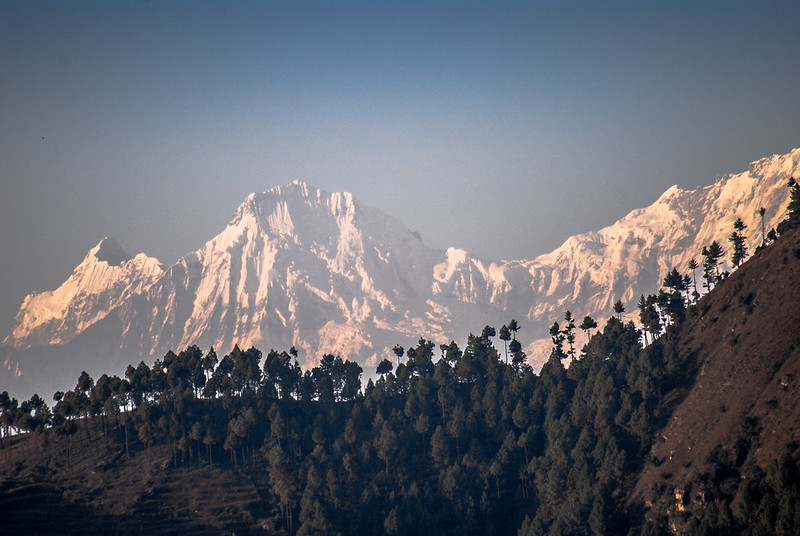 A View From Bhimdhunga [EXPLORED on 15-12-2012]
