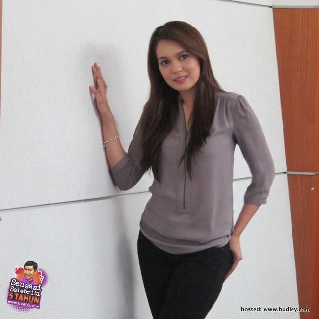 Nelydia Senrose sebagai Ersalina