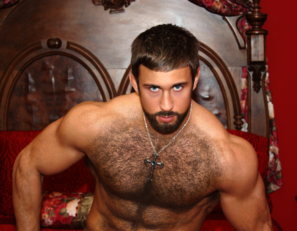 Hung hairy muscle men tumblr