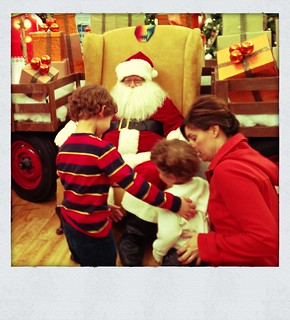 2012-12-15 Visiting Santa