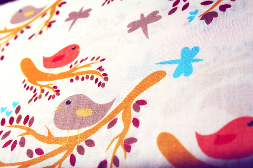 Supercute animal fabric