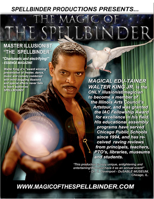 Walter King the Spellbinder