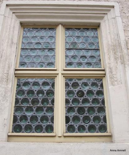 1500-luvun ikkuna by Anna Amnell