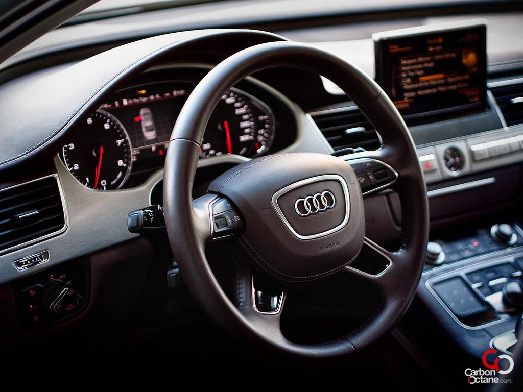 Audi W12 Motor  impremedia