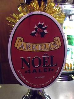 Arkell's, Noel Ale, England