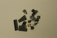 LEGO Star Wars 2012 Advent Calendar (9509) - Day 20: General Grievous' Starfighter