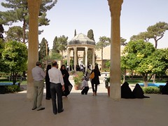 Tumulo de Hafez em Shiraz