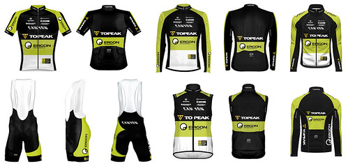 2013 Topeak-Ergon USA kit