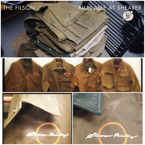 #filson #fashion #mensfashion #shearerpainting by @spanaway