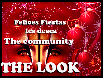 Felices fiestas 2012 the look