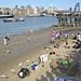 London beach