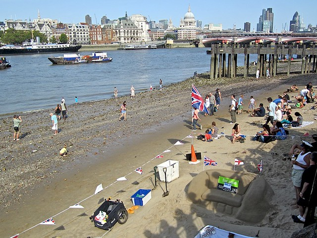 London Beach Flickr Photo Sharing