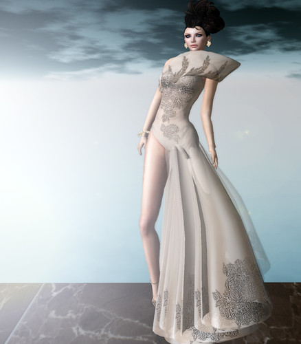 SAS Mystica in Tan by Miss Laylah Lecker