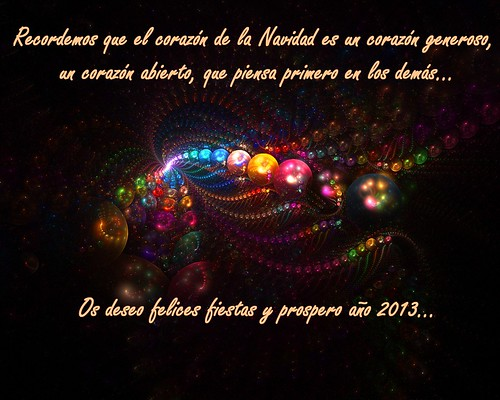 Navidad 2013 by LonginosJJCB