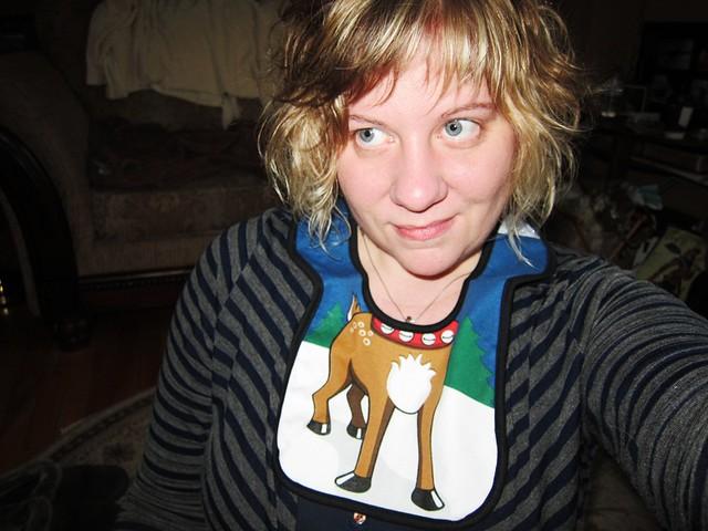 me as a reindeer?