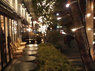 東京駅あたりのクリスマス