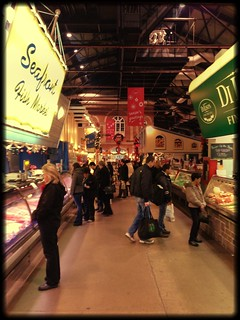 Image of St. Lawrence Market South near Toronto. uploaded:by=flickrmobile flickriosapp:filter=salamander salamanderfilter stlawrencemarketsouthbuilding