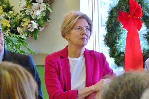 Elizabeth Warren Hyannis 12-15-12