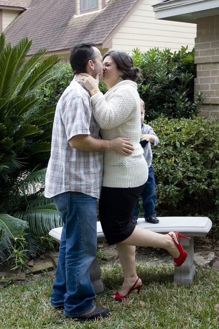 Christmas Kiss
