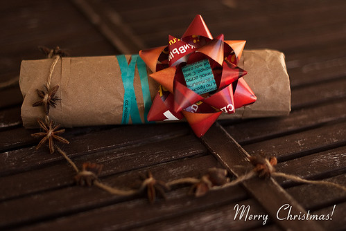DIY: Gift Paper Bow