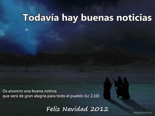 Feliz Navidad 2012