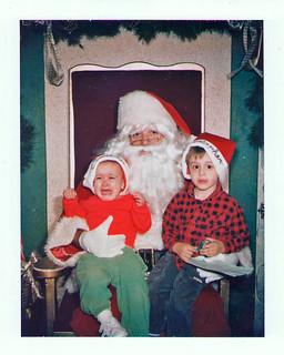 Christmas with Santa — 2001