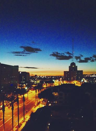 arizona sky streets phoenix night westwardho tysoncrosbiephotography