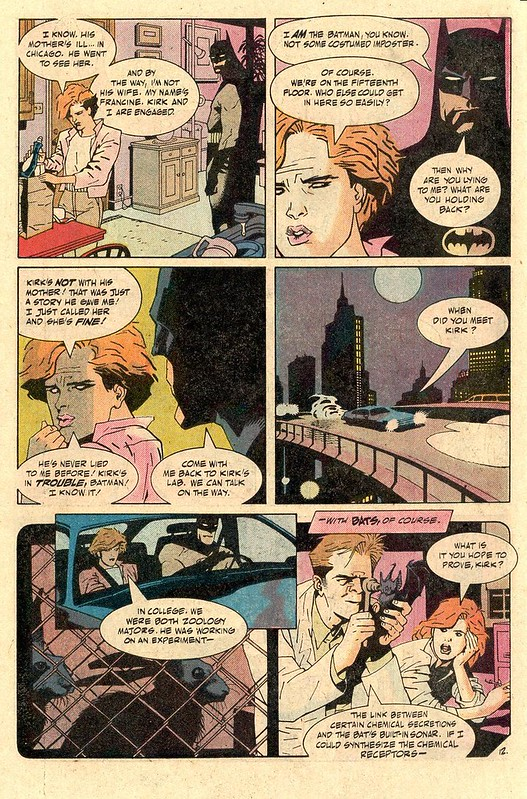 Secret Origins   - Man Bat & Animal Man V2 #39 - Page 14
