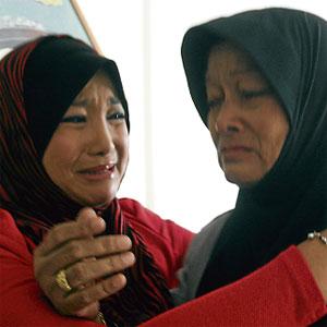 Gambar Ibu Siti Fazurina