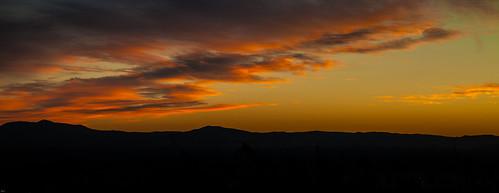 morning sun mountain nature sunrise landscape view sandiego solstice wintersolstice cowlesmountain doublesunrise landscapephotography
