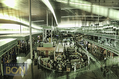 hospedagem aeroporto barcelona
