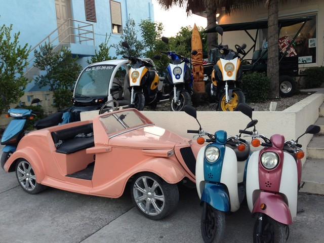 Moped Rentals On Catalina Island