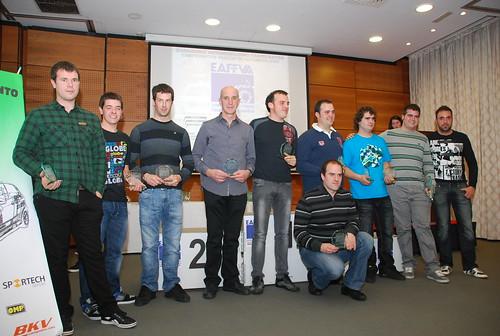 Entrega de Premios 2012