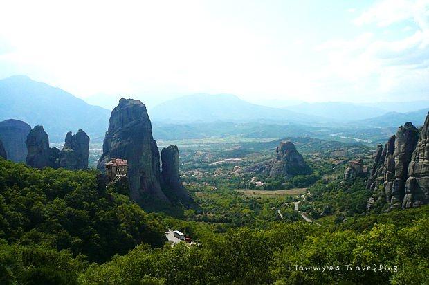 meteora greece希臘天空之城