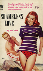 Magnet Books 304 - Ross Sloan - Shameless Love