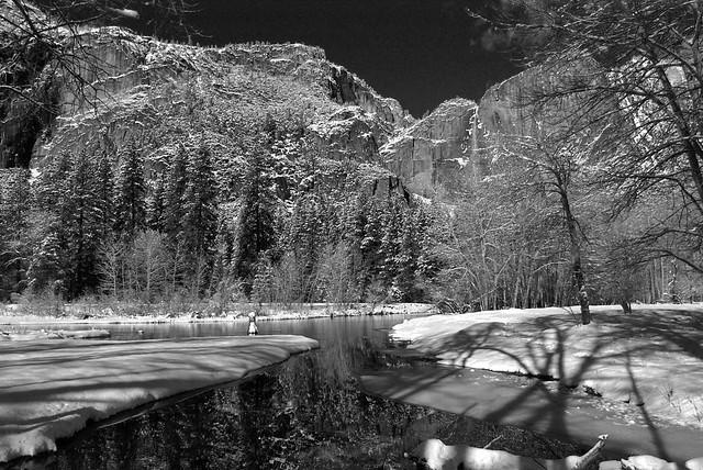 Yosemite 15 bw