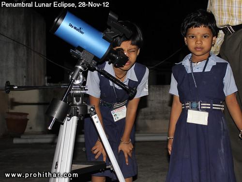 Penumbral Lunar Eclipse 28.11.2012