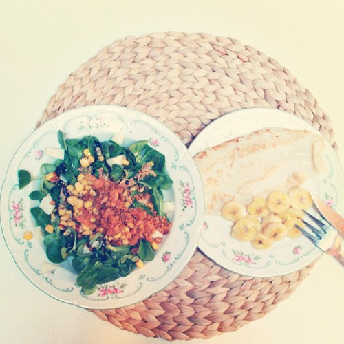 Comida sana y apetecible