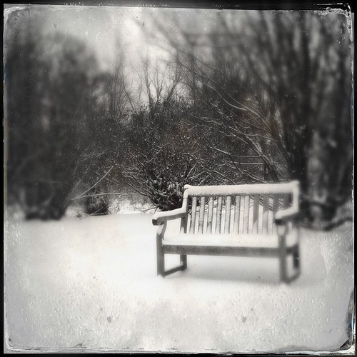 Cold seat by kim/ber