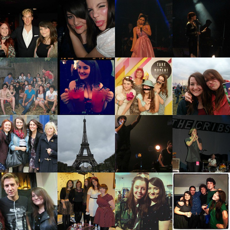 2012 in photos