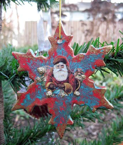 Day 3 santa star