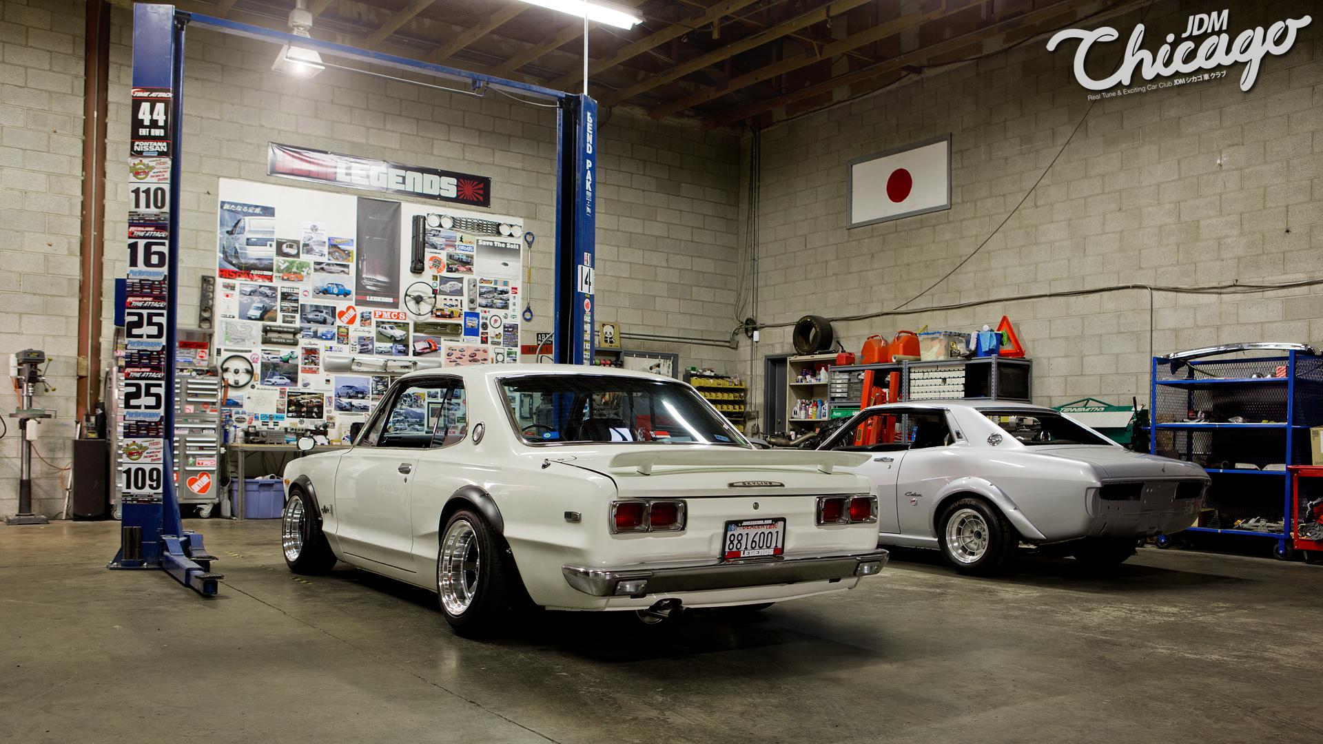 Jdm legends visit for Garage dm auto livry gargan